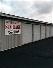 Appleton Self Storage Units